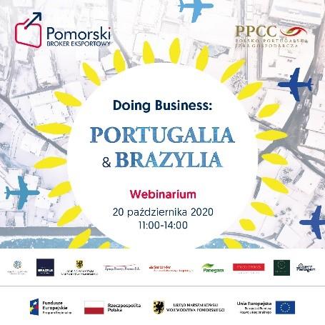 """""""Doing Business: Portugalia i Brazylia"""" – cykliczne seminarium"""